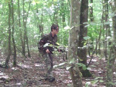 Serie images, airsoft du 27/08/11