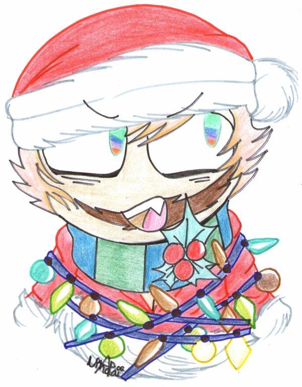 ○ ..PUTAIN JE HAIS TELLEMENT NOËL,JE NIQUE CETTE FÊTE DE CONNARDS !! • Santa