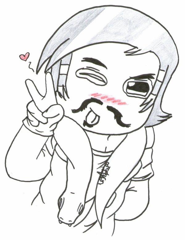 Parce-que je surkiffe Maître Chen ♥