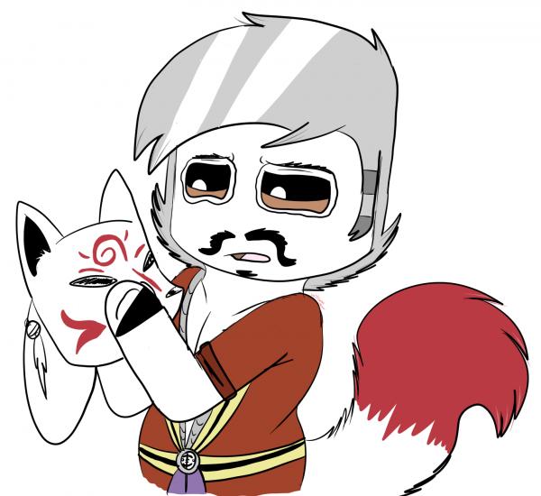 Kitsune Chen !