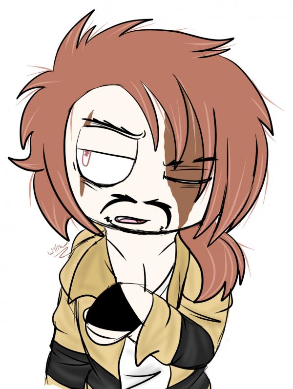 """"""" .. c'est du Jap, ça. J'suis Chintok moi, j'comprends rien à ton baratin... """" [ Oroku ]"""