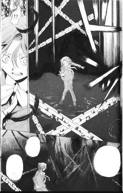 Pandora Hearts : Tome 3