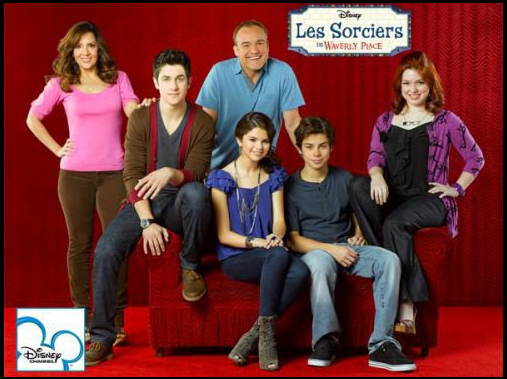 Les sorciers de Waverly place ... <3