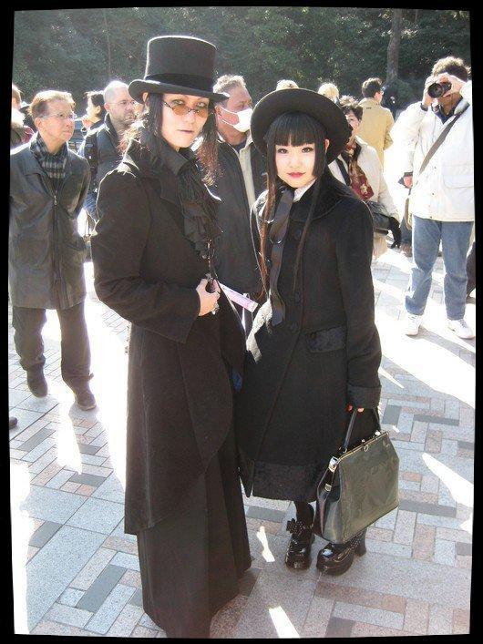 Le Look à la Japanese (Gothic Lolita)