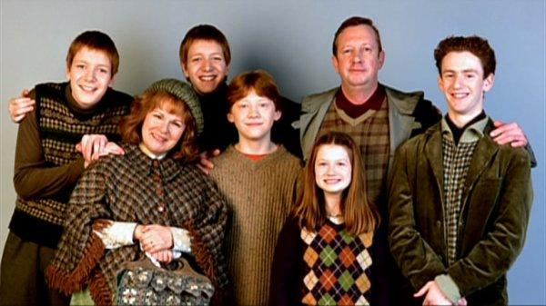les Weasleys