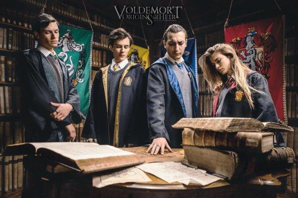 Info Flims fans Harry Potter ( sur Voldemort )