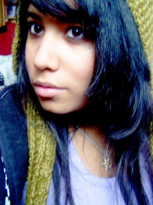 J'veux être cette fille souriante que tout le monde aime =D