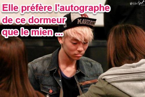 Ne t'inquiète pas L.joe tu signeras des autographes <(^-^)>