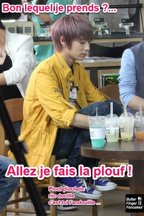 L.Joe face à un énorme dilemme ...