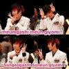 Changjo se lance sur le giyomi ! <(^-^)>