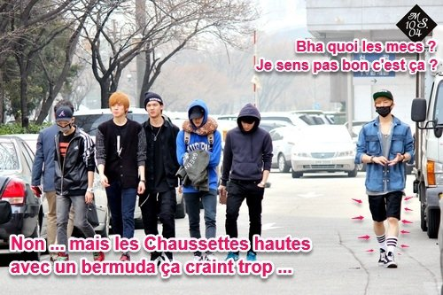 Le style de Changjo ...