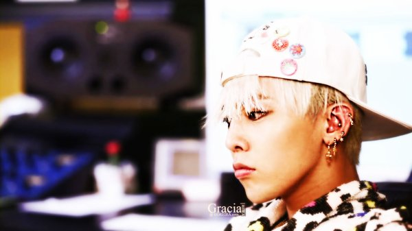 Who you ? GD !