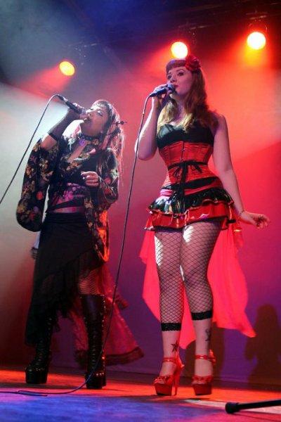 Les photos de concerts 2010