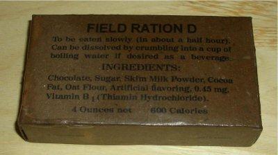 Ration D