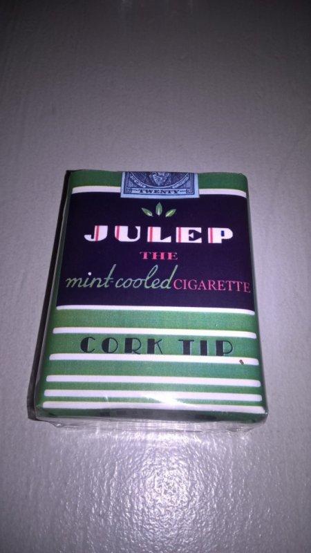 julep cigarettes