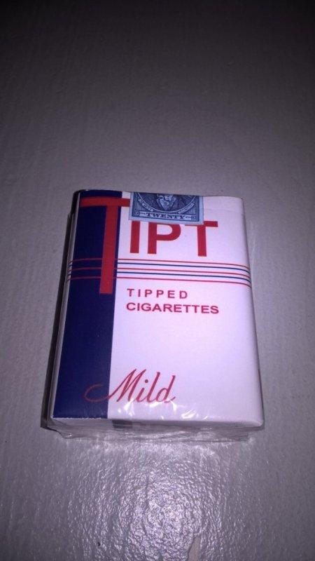 TIPT cigarettes