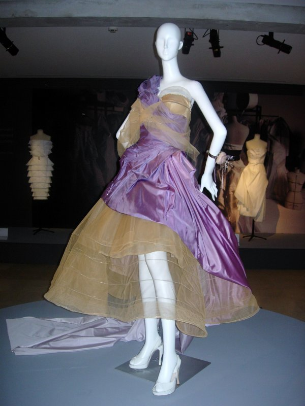 LES CREATIONS JOHN GALLIANO POUR DIOR
