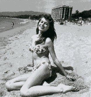 1963 : NOTRE BARBIE VINTAGE RENCONTRE MIDGE !!!!