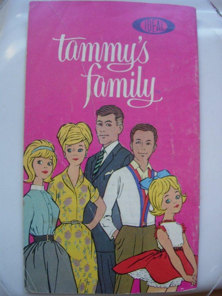 IDEAL TOYS : PEPPER TAMMY'S LITTLE SISTER .....