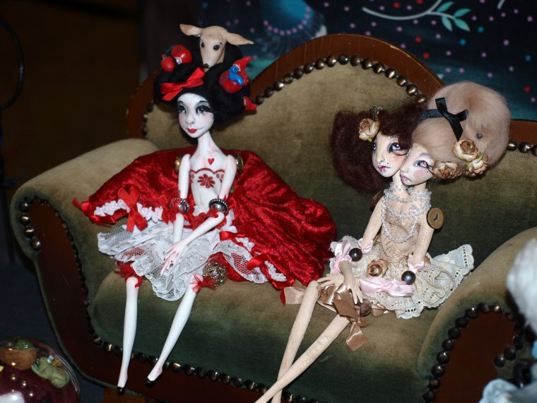 PARIS FASHION DOLLS 2013