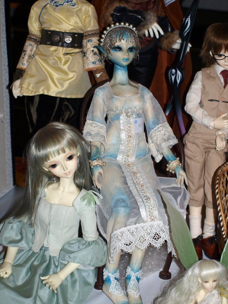 QUELQUES PHOTOS DU PARIS FASHION DOLLS 2013 ....