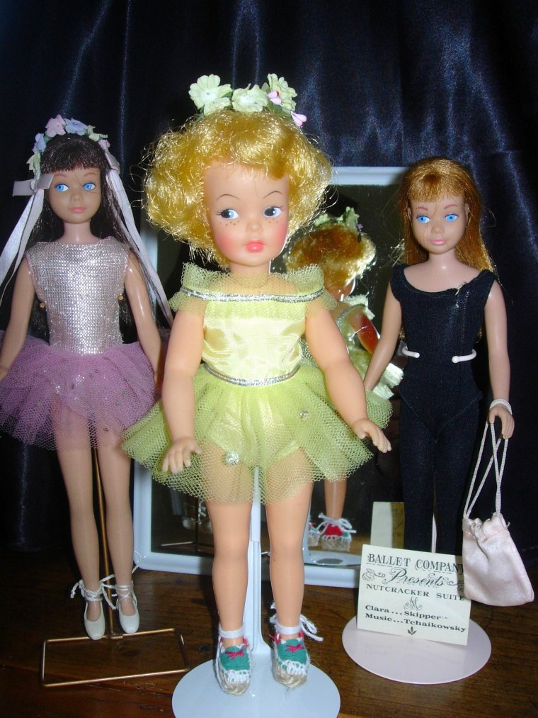 IDEAL TOY CORPORATION : PEPPER - TAMMY'S LITTLE SISTER