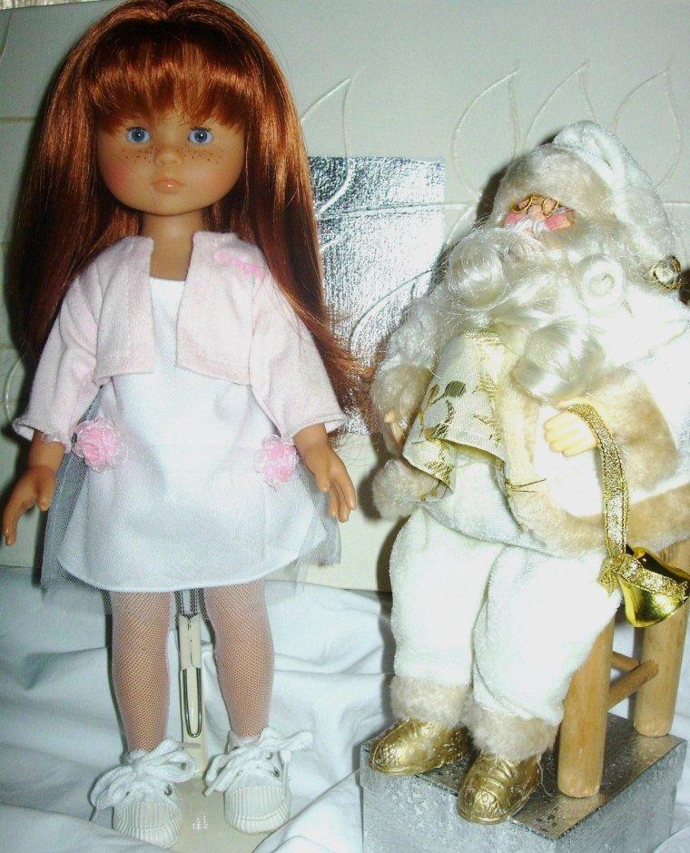 """COROLLE """"LES CHERIES"""" : Marie vous souhaite un Joyeux Noël !"""