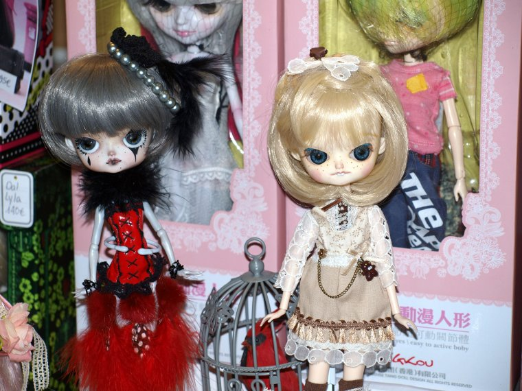 PARIS FASHION DOLL 2014