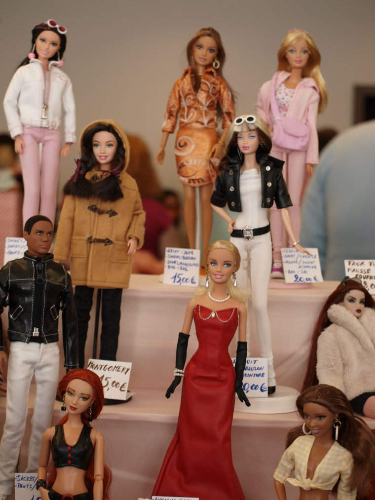 PARIS FASHION DOLLS 2014