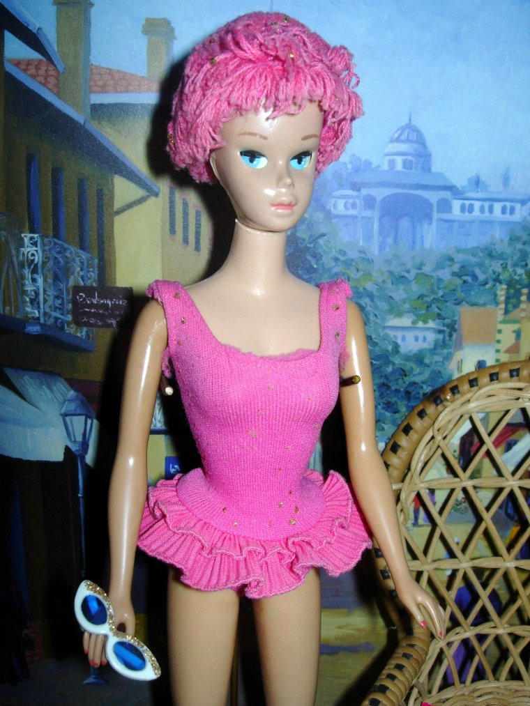 "BARBIE VINTAGE ""MISS BARBIE"" ....."