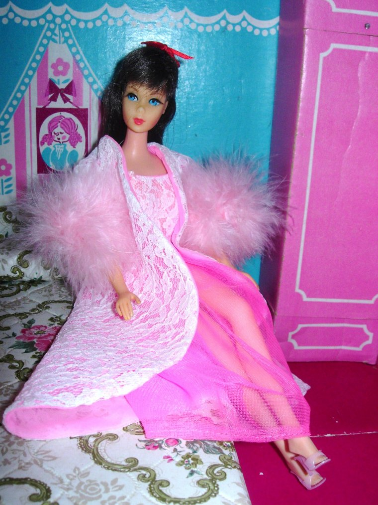 "BARBIE VINTAGE TNT ""PINK MOONBEAMS"" ..."