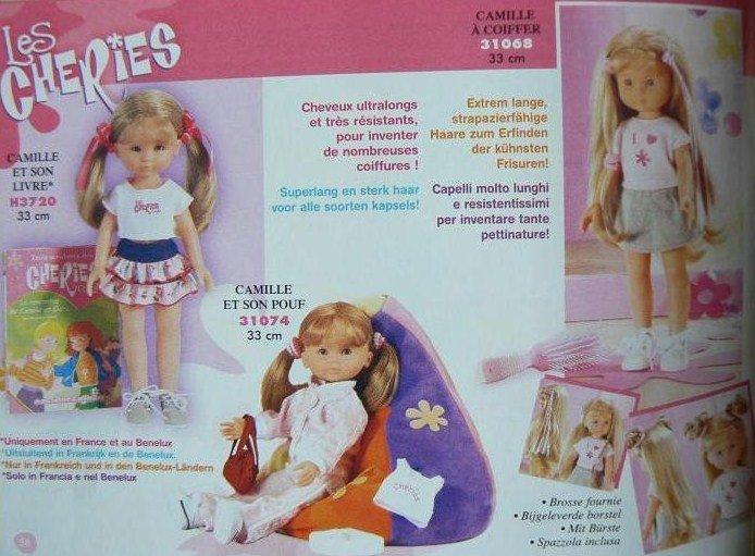 """COROLLE """"Les Chéries"""" - CATALOGUE de 2005 ..."""