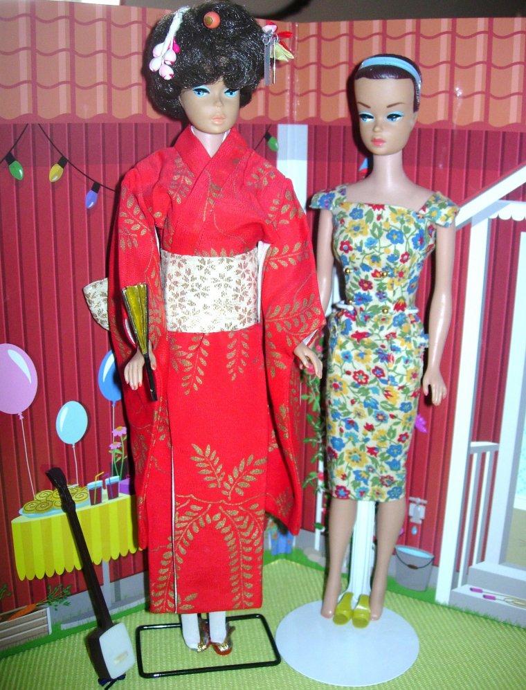 "BARBIE VINTAGE BUBBLE CUT - ""IN JAPAN"" ..."