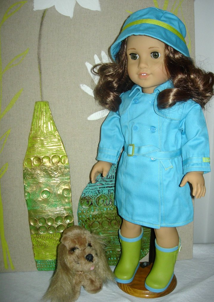 AMERICAN GIRL DOLL - REBECCA TRENCH ...