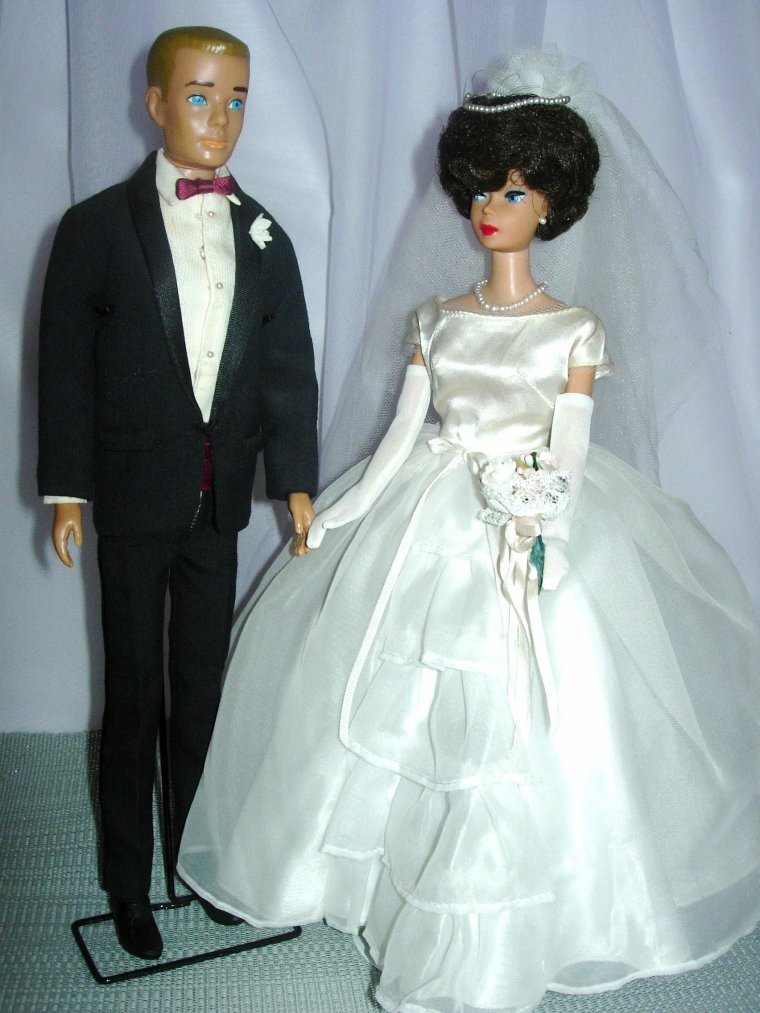 "BARBIE VINTAGE ""WEDDING PARTY GIFT SET"" ..."
