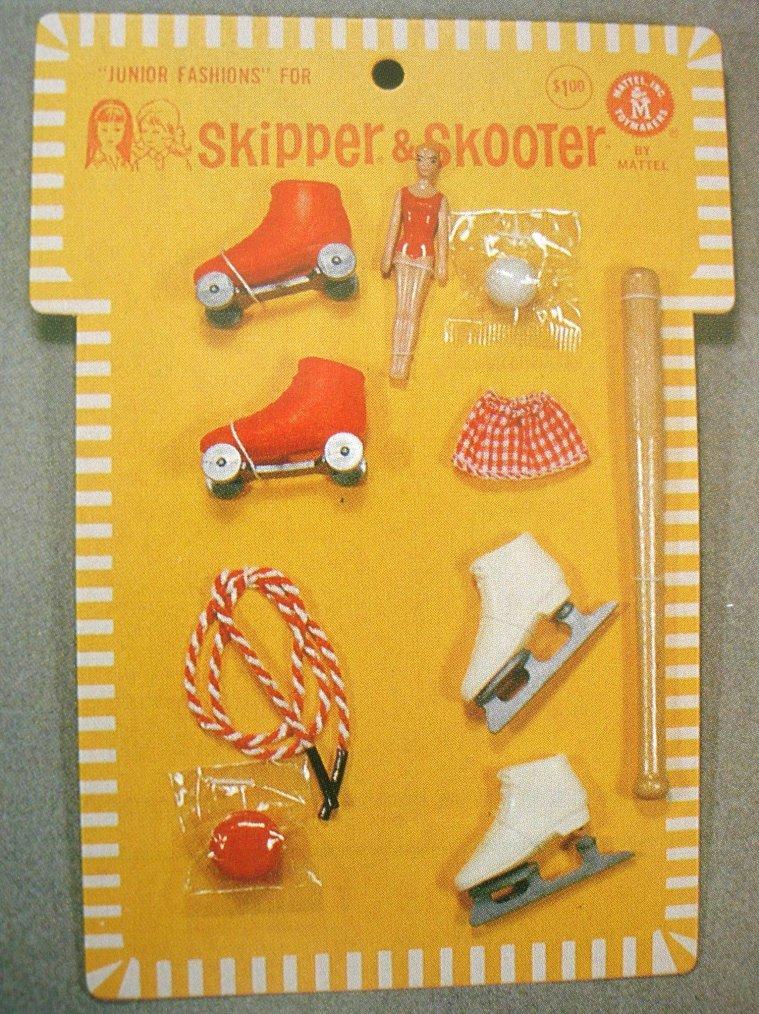 """SKOOTER ET SKIPPER VINTAGE : """"TEA PARTY"""" ..."""