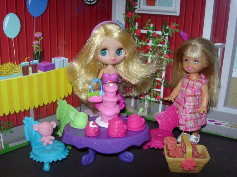 LITTLEST PET SHOP - LPS : BLYTHE RENCONTRE SHELLY/KELLY ...