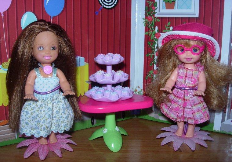 SHELLEY-KELLY : fête au jardin de fin d'été ...