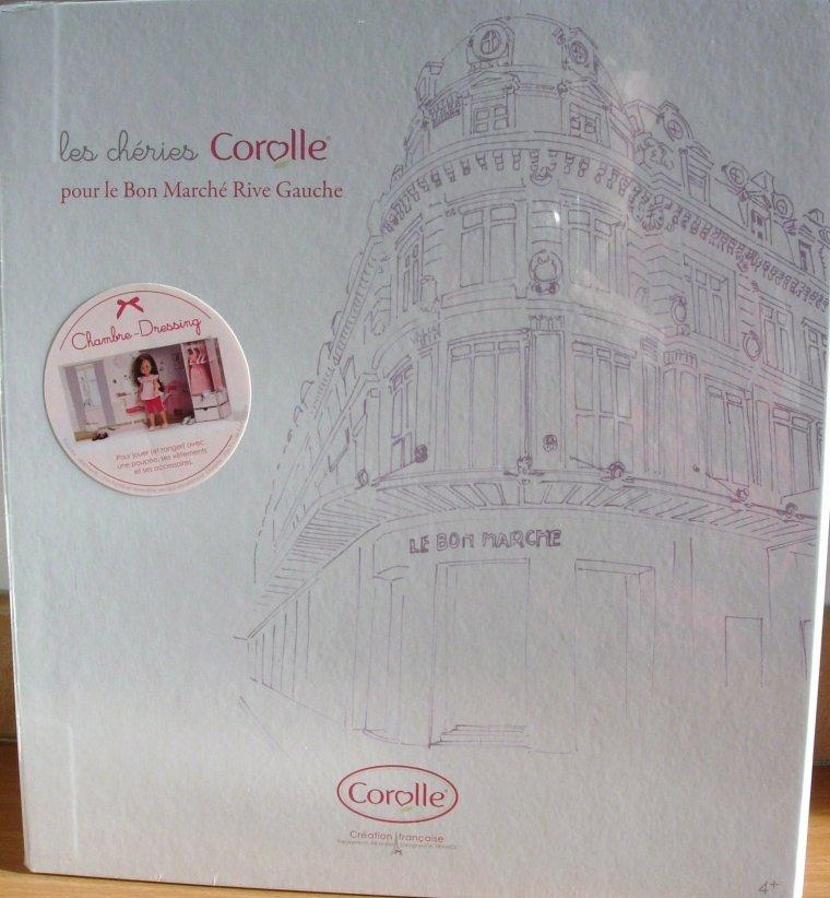 """COROLLE : LES CHERIES HABITENT """"RIVE GAUCHE"""" ...."""