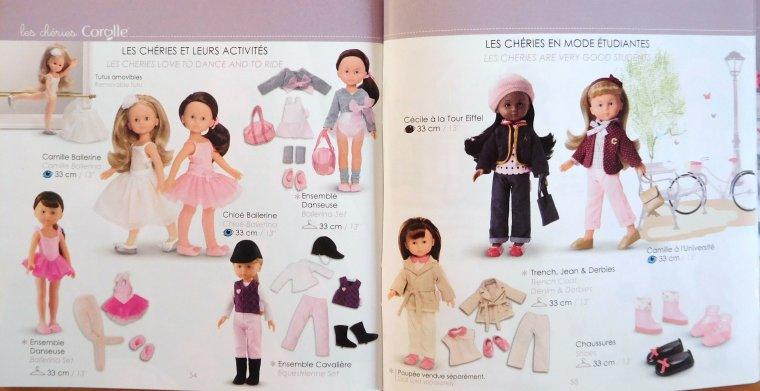 """""""LES CHERIES"""" COROLLE - CATALOGUES : 2013 & 2014 ..."""