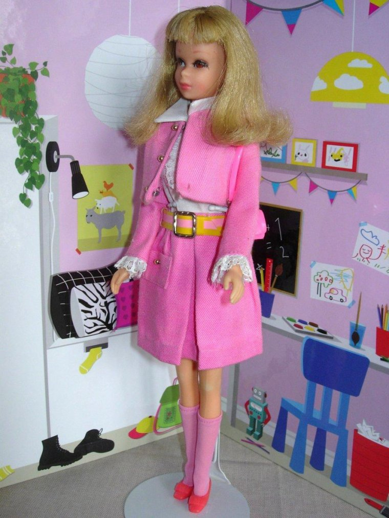 FRANCIE : BARBIE DOLL'S COUSIN ...