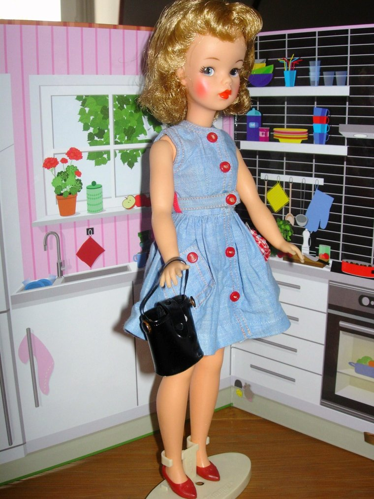 "IDEAL TOYS : TAMMY DOLL ""PURL ONE"" ..."