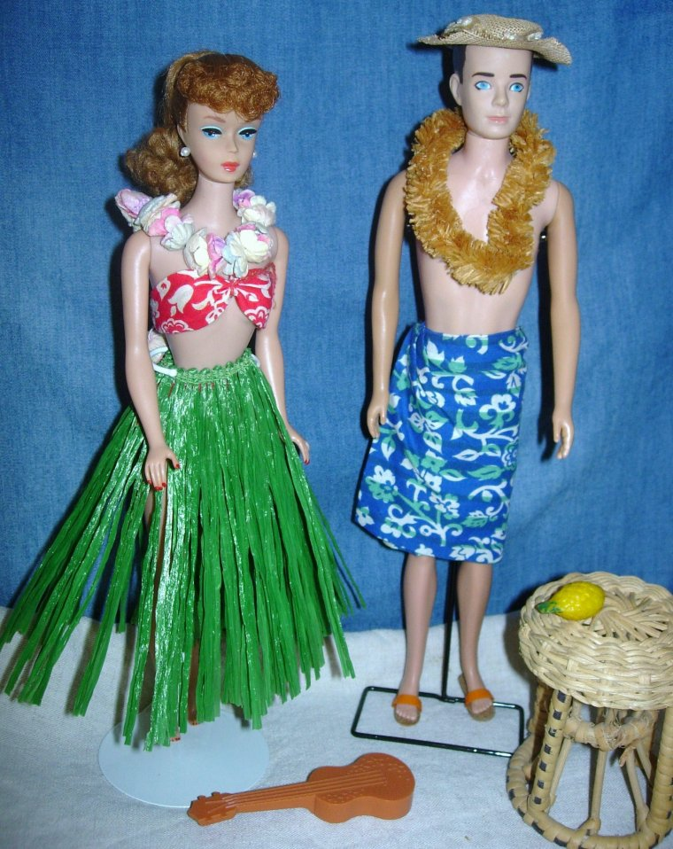 BARBIE VINTAGE HAWAII ...
