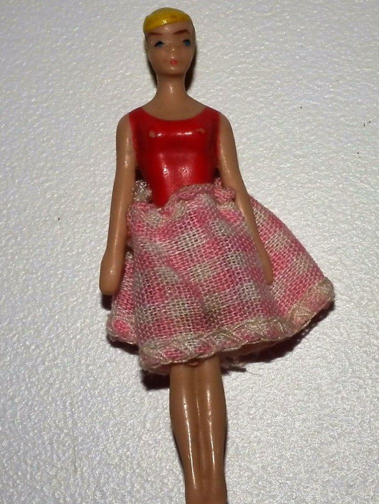 "BARBIE VINTAGE FASHION QUEEN ""Dancing Doll"" - SKIPPER ANCIENNE ""Me'N My Doll"""