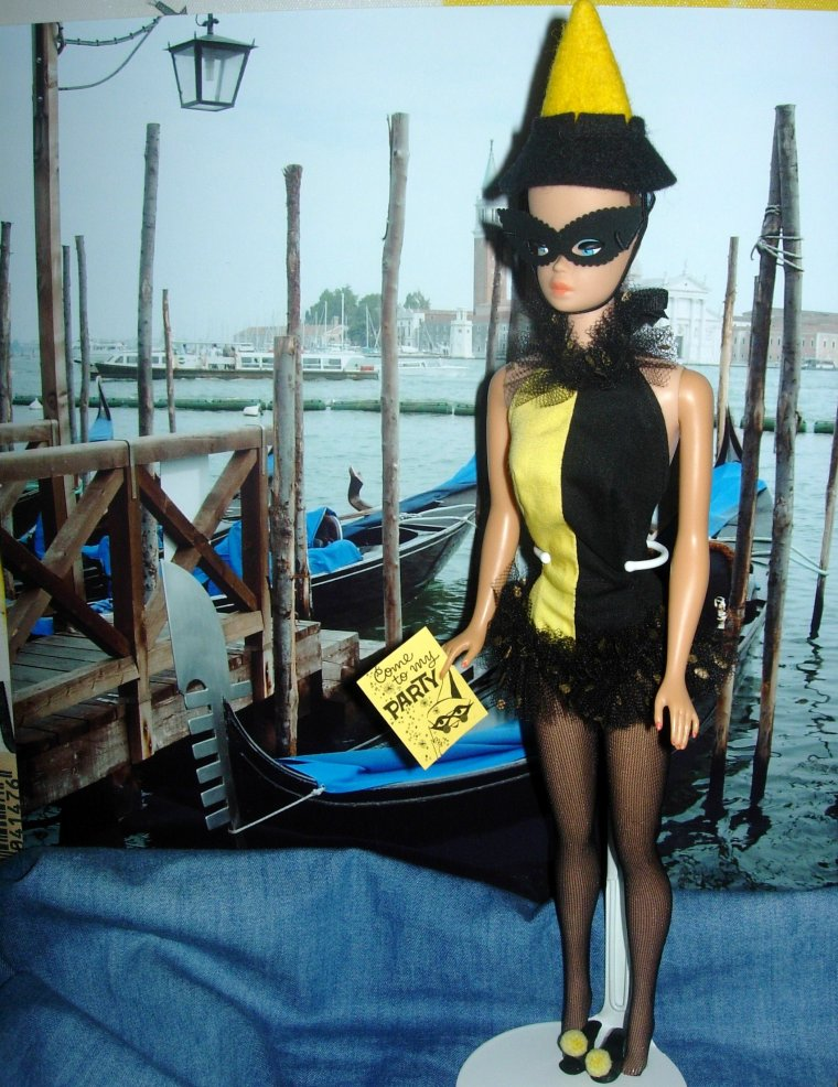"BARBIE, KEN ET  SKIPPER  VINTAGE : ""COME TO MY PARTY"" ..."