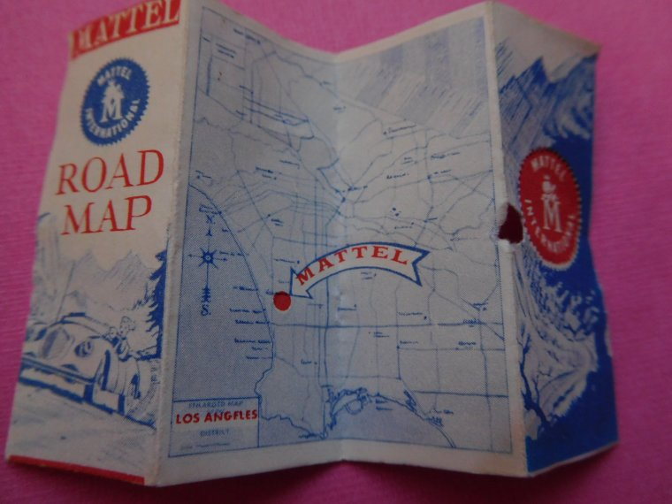 "BARBIE VINTAGE BUBBLE CUT ""OPEN ROAD"" - 1961/1962 ..."