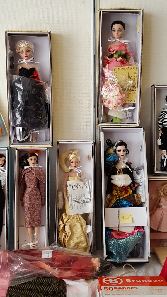 PARIS FASHION DOLLS 2017 - 12
