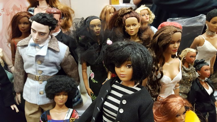 PARIS FASHION DOLLS 2017 - 11