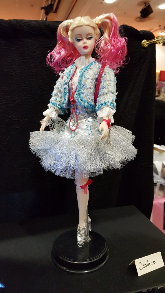 PARIS FASHION DOLLS 2017 - 9