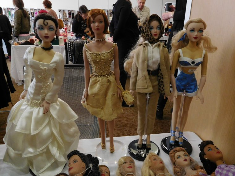 PARIS FASHION DOLLS 2017 - 7